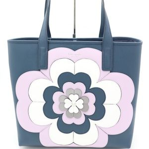 NWT Kate Spade Reiley Spade Flower Applique Tote